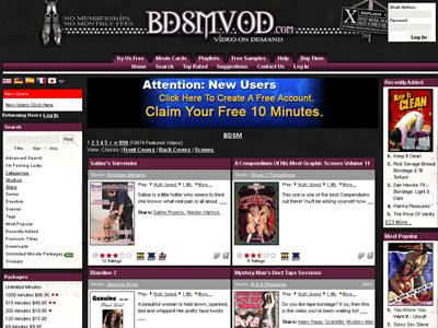Newest And Hottest Vod Porn Studios
