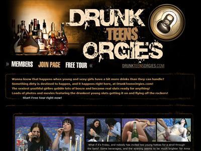 Drunk Teens Orgies The Sexiest 20