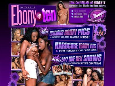 Ebony 4 Ten