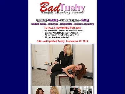 Bad Tushy